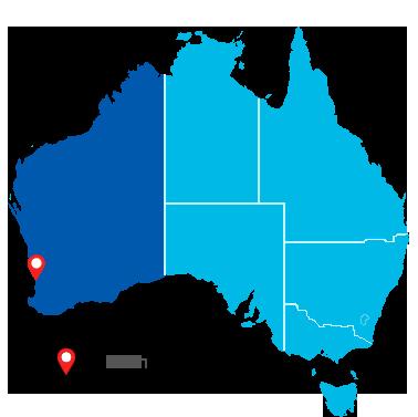 Estudia en Perth