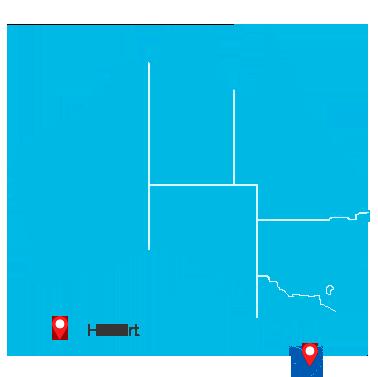Estudia en Tasmania